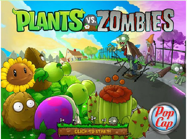 Игра Plants vs zombies 3