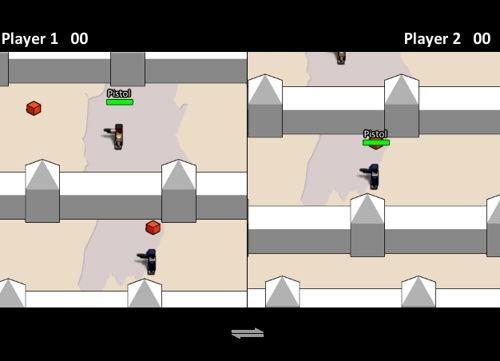 Игры на двоих против зомби 2