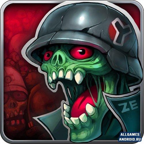 Zombie Evil - Уничтожаем Зомби