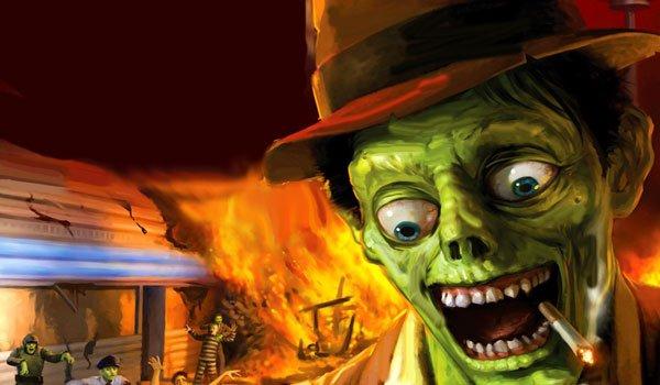 Игры зомби 2