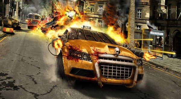 Игры зомби гонки