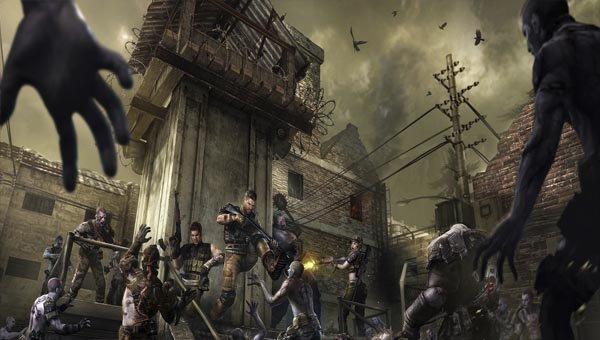 бесплатные игры про зомби