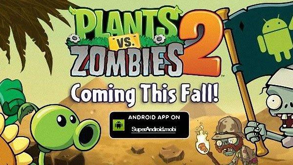 Скачать Андроид игру Plants
