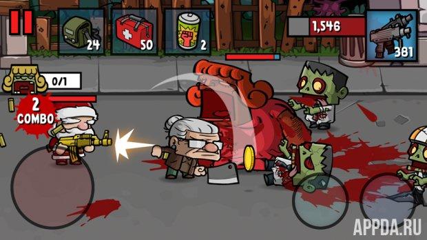 Zombie Age 3 v 1.1.8 [ВЗЛОМ]