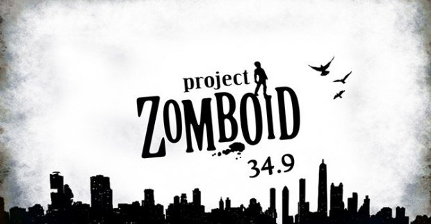 Версия Project Zomboid 34.9